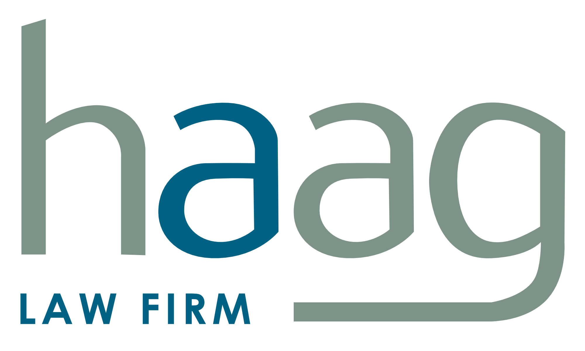 logo haag law firm